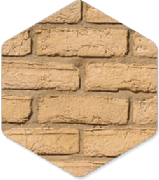 York Handmade Byland 50mm Brick